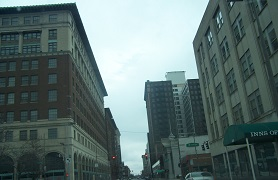 Downtown Buildings